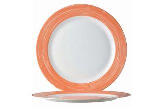 broodbord-brush-oranje