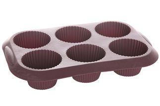 siliconen-muffinplaat