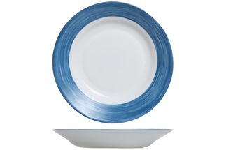 diep-bord-brush-blauw