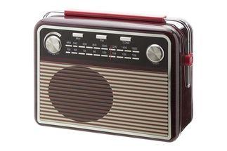 koektrommel-radio