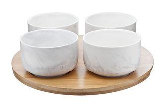 kommen-set-marble-grey