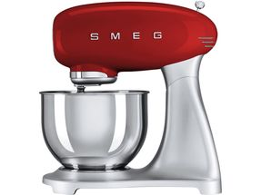 SMEG Keukenmachine Rood SMF01RDEU