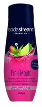 SodaStream Siroop Mocktail Pink Mojito 440 ml