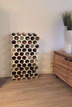 Koziol Wijnrek Stapelbaar Set-Up Wit 36 cm