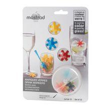 Mastrad Glasmarkeerders