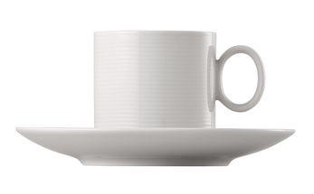Thomas Loft Koffie Kopje En Schotel Stapelbaar