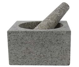 Vijzel van graniet