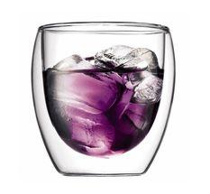 Bodum Dubbelwandige Glazen Pavina 25 cl - 2 Stuks