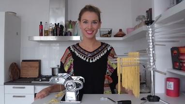 Hoe maak je verse pasta?