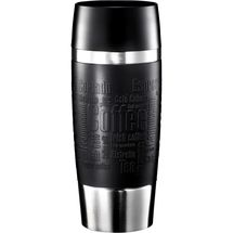 Emsa Thermosbeker Travel Mug Zwart 0.36 Liter