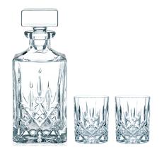 Nachtmann Whiskyset Noblesse 3-Delig