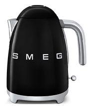 SMEG Waterkoker Zwart KLF03BLEU