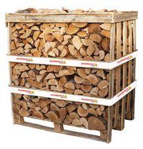 Halve pallet berkenhout | Haardhout.com