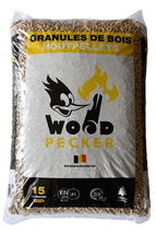 Woodpecker houtpellets | Haardhout.com