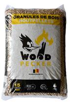 Woodpecker houtpellets | Topbrandhout.nl