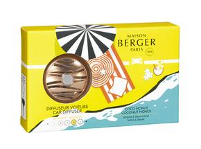 Maison Berger auto diffuser Coconut Monoï