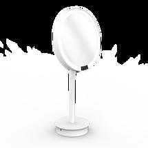 Decor Walther Just look SR staande make-up spiegel - mat wit