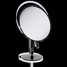 Decor Walther staande make up spiegel SPT 71 - mat zwart