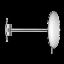Decor Walther wand make up spiegel SPT 72 - chroom