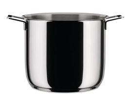 Alessi Kookpan Pots&Pans Hoog Ø 24 cm