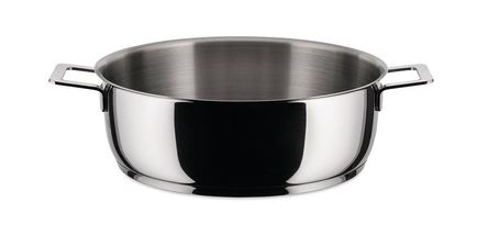 Alessi Braadpan Pots&Pans Ø 24 cm
