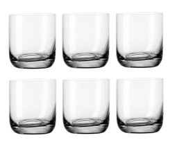 Leonardo Whiskyglazen Daily 32 cl - 6 Stuks
