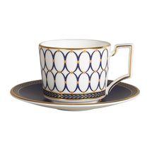 Wedgwood Renaissance Gold espressokop + schotel