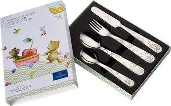 Villeroy & Boch Hungry as a Bear kinderbestek