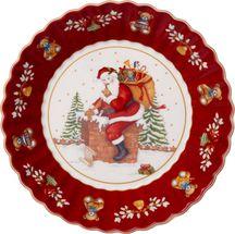 Villeroy & Boch Toy's Fantasy schaal ø 25cm - kerstman