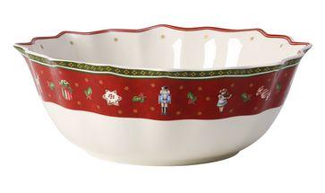Villeroy & Boch Toy's Delight slaschaal ø 25cm - rood