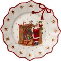 Villeroy & Boch Annual Christmas Edition ontbijtbord ø 24cm