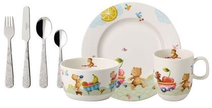Villeroy & Boch Hungry as a Bear kinderservies 7 delig