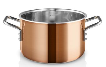 Eva Solo Copper kookpan 3.9 liter
