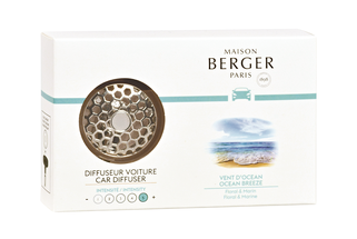 Maison Berger auto diffuser Ocean Breeze