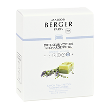 Maison Berger autoparfum Soap Memories