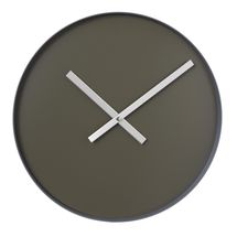 Blomus Rim wandklok ø 20cm - steel gray