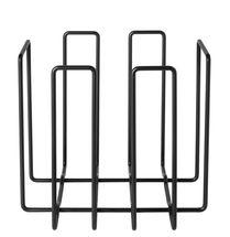 Blomus Wires tijdschriftenrek - zwart