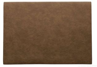 ASA Selection Placemat Leer Toffee 33 x 46 cm