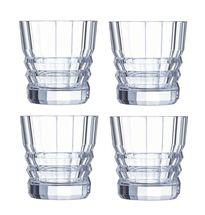 Cristal d'Arques whiskyglazen Architecte 32 cl - 4 stuks