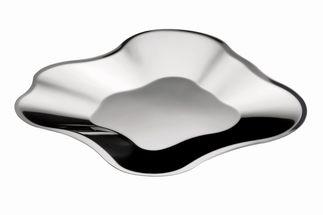 Iittala Aalto schaal 50cm - rvs