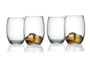 Alessi Mami XL longdrinkglas 50cl - 4 stuks
