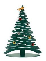 Alessi Kerstboom Bark Groen BM06 GR Door Michel Boucquillon & Donia Maaoui