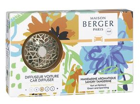 Maison Berger Autoparfumset Revelry
