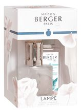 Lampe Berger giftset Aroma Happy satijn