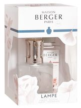 Lampe Berger giftset Aroma Relax satijn