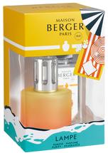 Lampe Berger giftset Blissful oranje