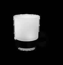 Decor Walther Basic tandenborstelbeker - zwart
