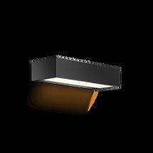 Decor Walther Box wandverlichting 25 N LED - mat zwart