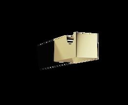 Decor Walther Corner handdoekhaakje - goud