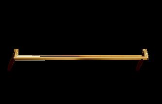 Decor Walther Mikado handdoekstang 80cm - goud